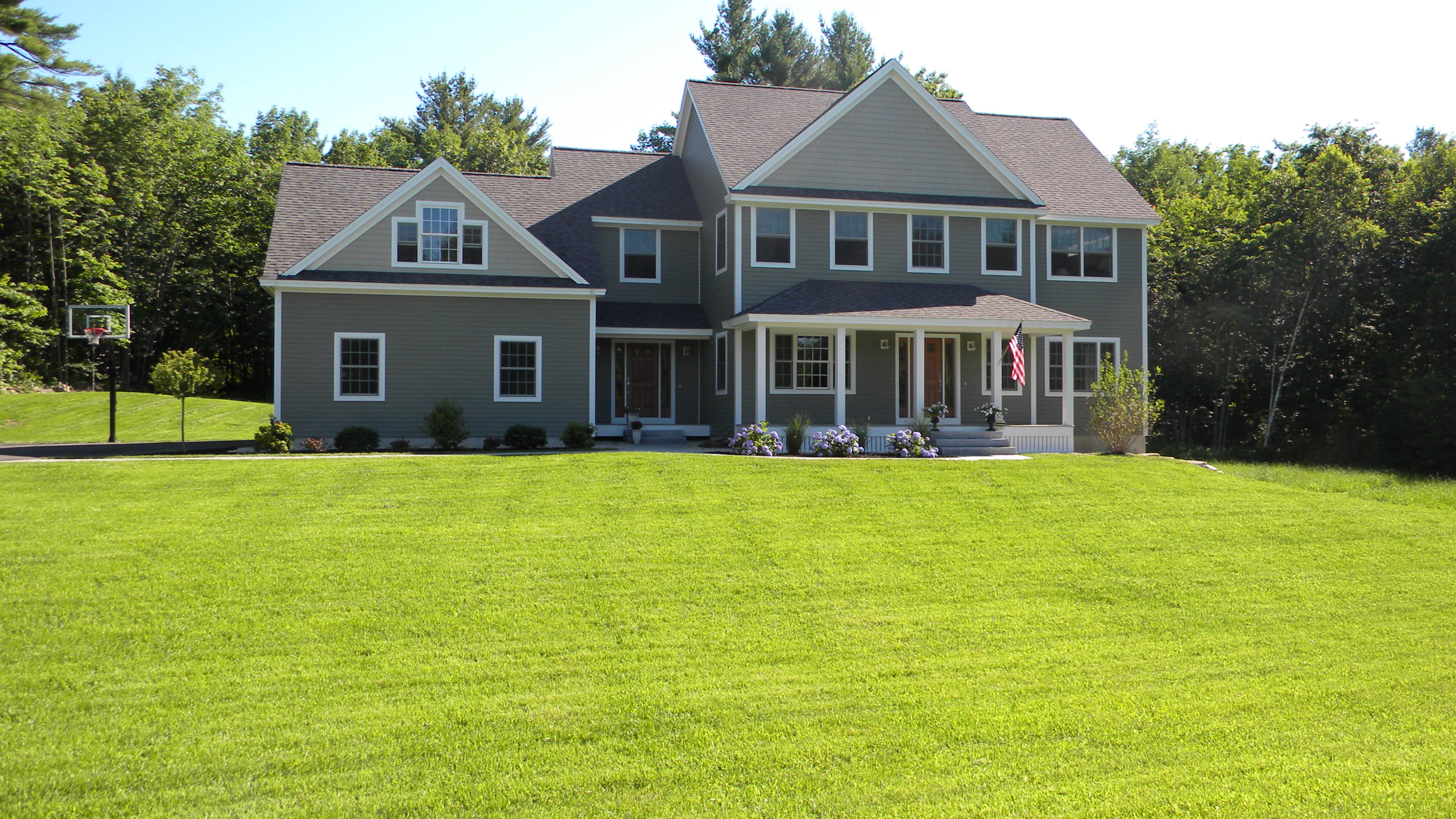 That s maine for ya home construction inc blog for Custom colonial homes
